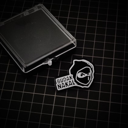 Pin Badge Budak Nakal